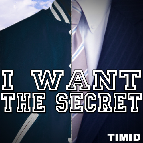 Timid - I Want The Secret