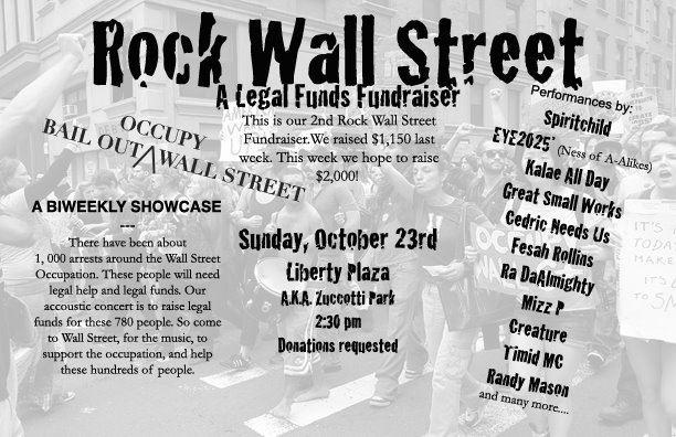 rock wall street